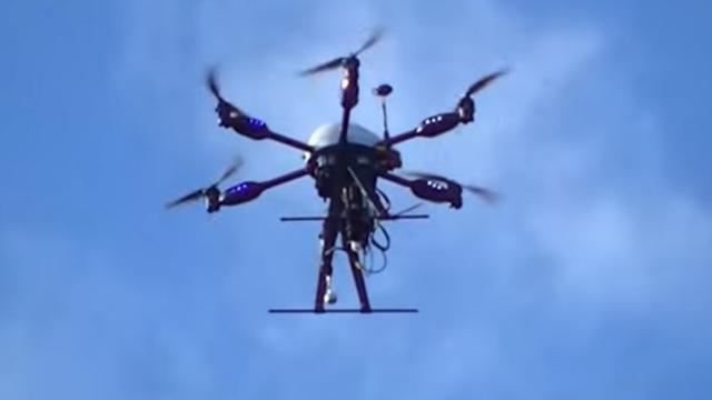 Brits vliegtuig botste toch niet op rondvliegende drone