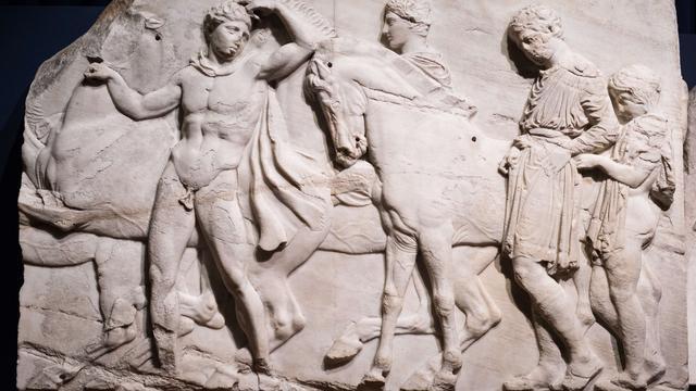 Britse politici komen in actie voor teruggave Griekse sculpturen