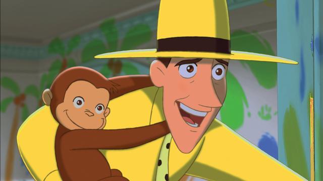 Shrek-regisseur maakt live-action film van Curious George