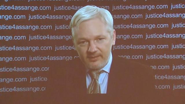 Assange: belangrijke overwinning