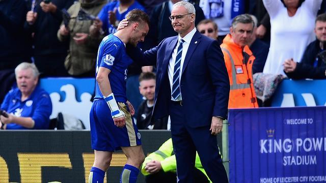 Vardy met de dood bedreigd na ontslag Ranieri bij Leicester