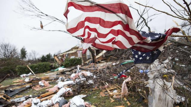Meer dan veertig doden door extreem weer Verenigde Staten