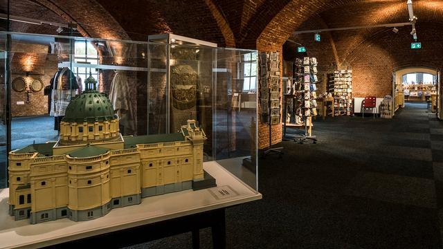 Museum in crypte basiliek Oudenbosch geopend