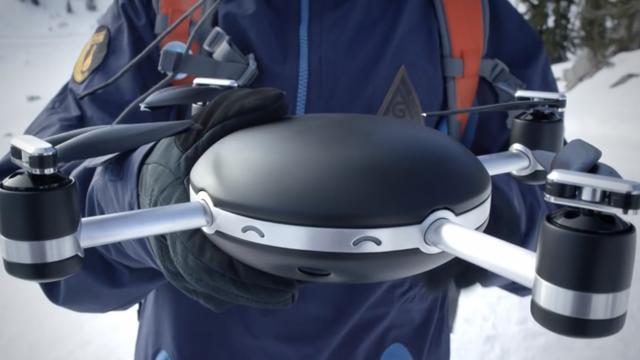Dronemakers aangeklaagd om 'misleidende' promotievideo