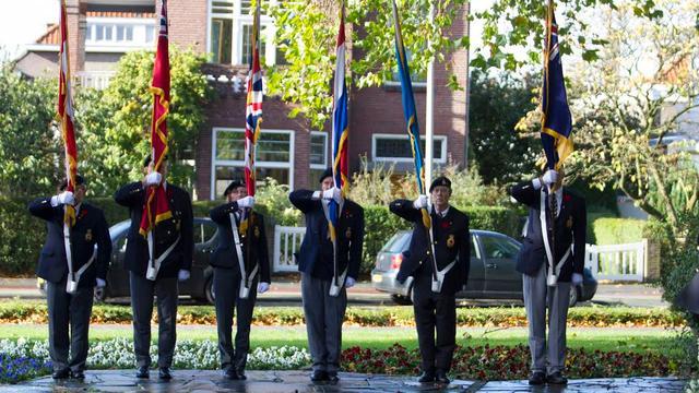 Bergse Veteranendag niet langer op 27 oktober