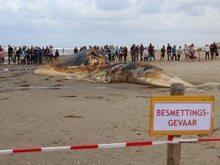Rijkswaterstaat begint maandag met opruimen resten