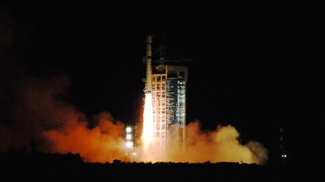 China lanceert 's werelds eerste kwantumsatelliet