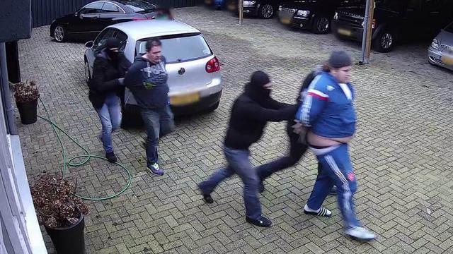 Twee mannen ontvoerd in Breda