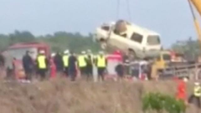 Achttien minderjarigen omgekomen bij ongeluk met minibus in China