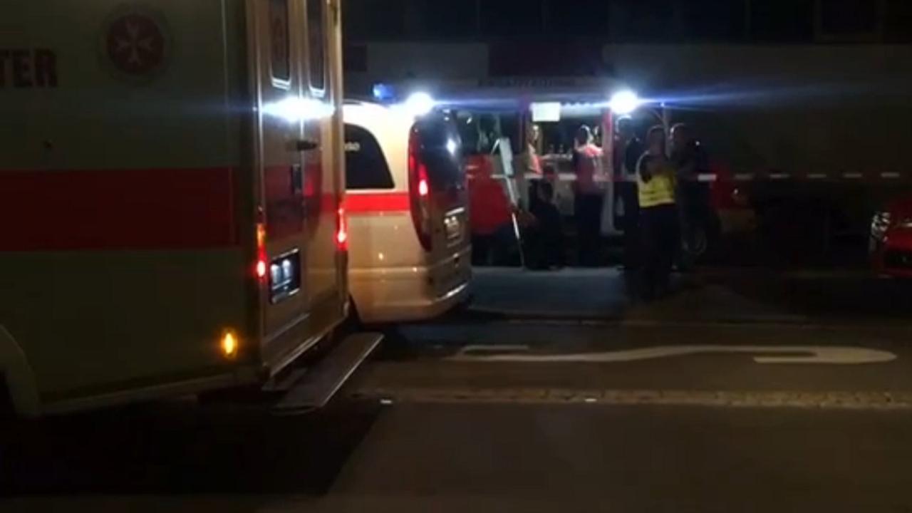Gewonden na aanval met bijl en mes in Duitse trein