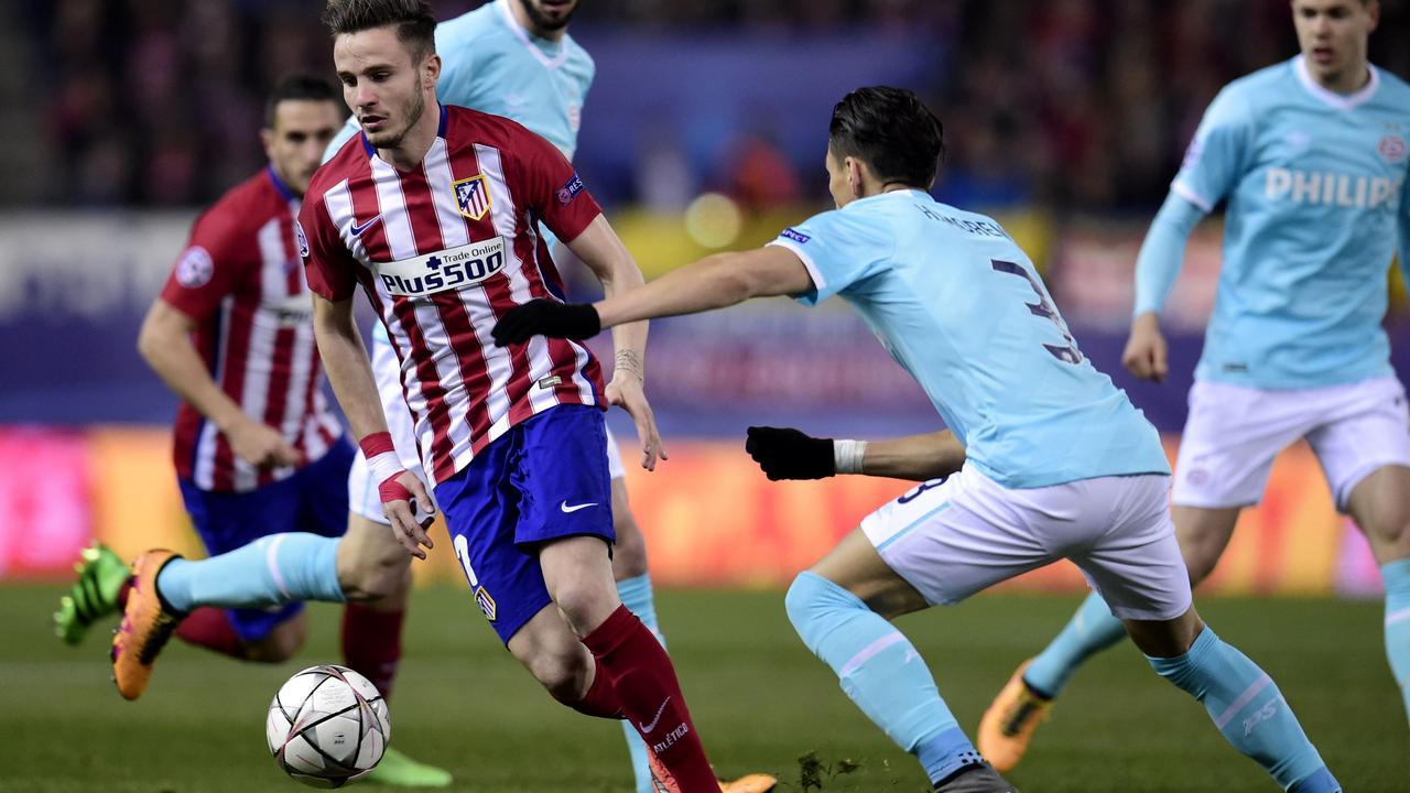 Bekijk hier live de nabeschouwing van Atletico Madrid-PSV