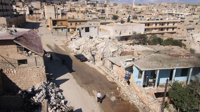 Syrisch leger bombardeert rebellen in regio Hama