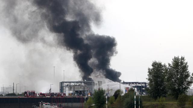 Explosie bij Duitse BASF-fabriek eist vierde leven
