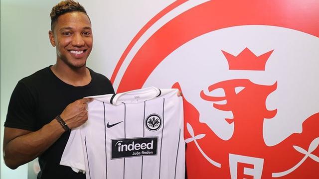 De Guzman vervolgt loopbaan bij Eintracht Frankfurt