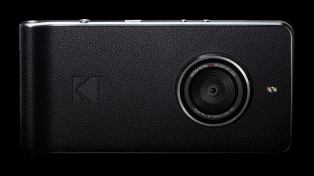 Kodak gaat smartphone met grote camera verkopen