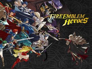 Met Nintendo-game Fire Emblem Heroes