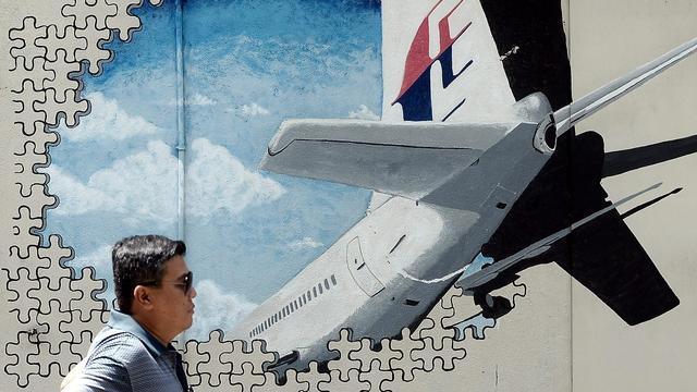 'Vermiste vlucht MH370 stortte met hoge snelheid in zee'