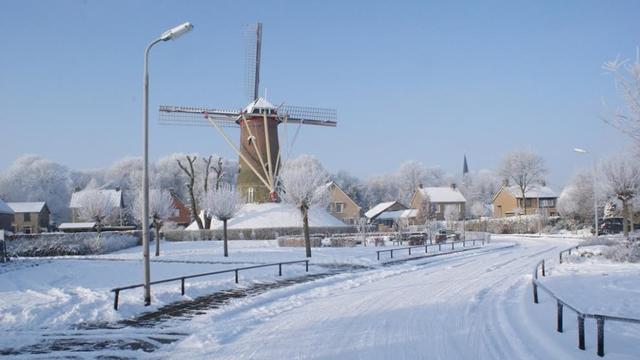 250 euro subsidie voor Molenstichting Noord-Brabant