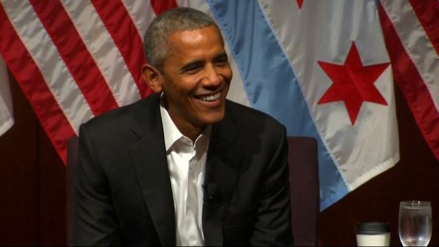 Obama over verdeeldheid VS en selfies tijdens eerste mediaoptreden