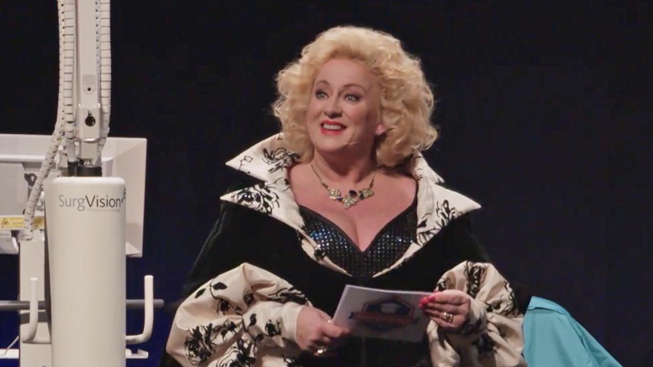 BN'ers enthousiast over nieuwe show Karin Bloemen