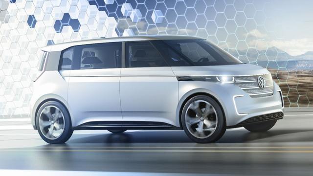 Volkswagen met elektrische auto naar Parijs