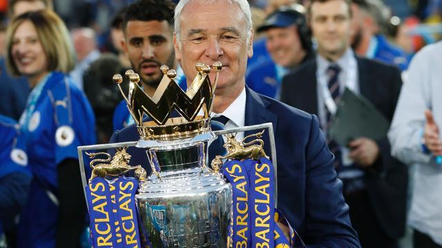 Leicester City gaat trainer Ranieri nieuw langdurig contract aanbieden