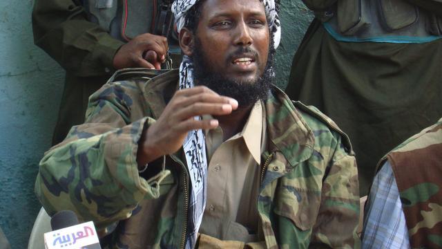 Rebellenleider Somalische terreurgroep al-Shabaab geeft zich over
