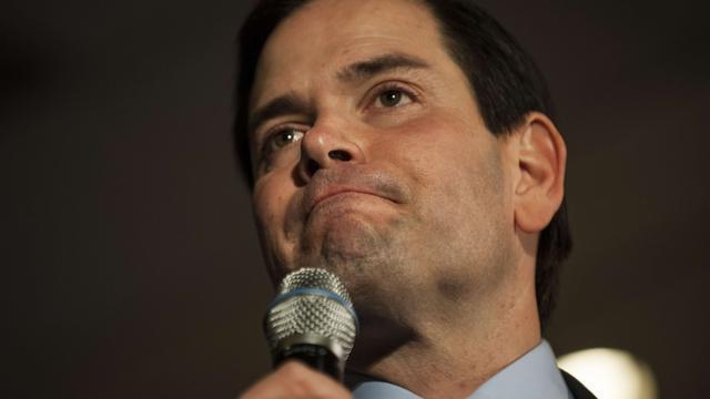 Ex-presidentskandidaat Marco Rubio stapt uit de politiek