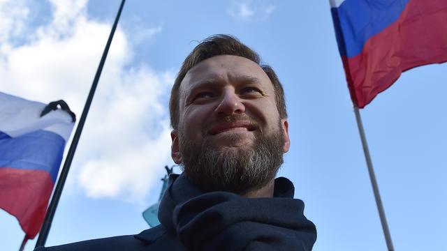 Proces tegen Russische oppositieleider Alexej Navalny moet over