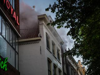 Naastgelegen hotel is ontruimd