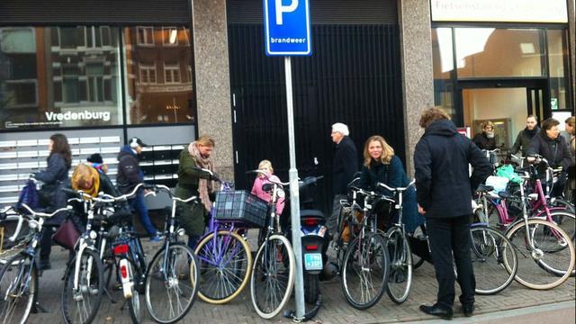 CDA wil af van grote fietsenstallingen