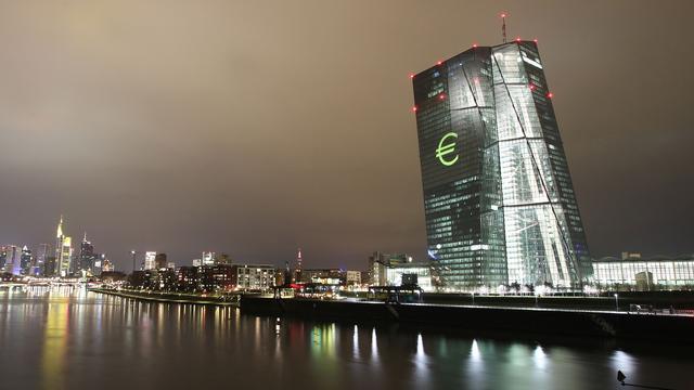ECB wil dat eurolanden meer daadkracht tonen
