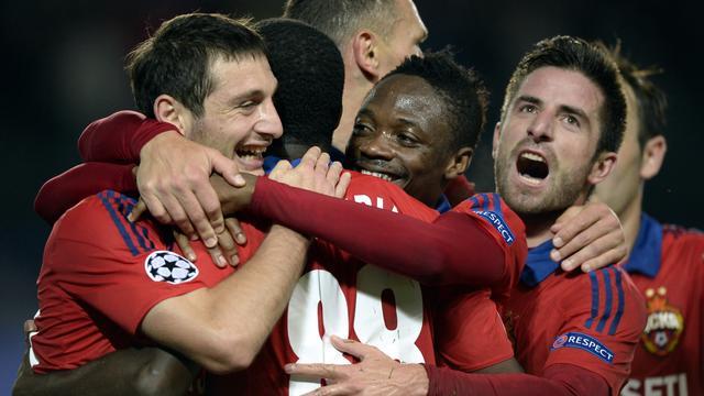 CSKA Moskou opnieuw kampioen van Rusland