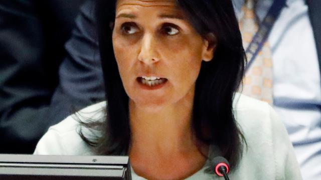 'VS staat nog steeds achter tweestatenoplossing Israël en Palestina'
