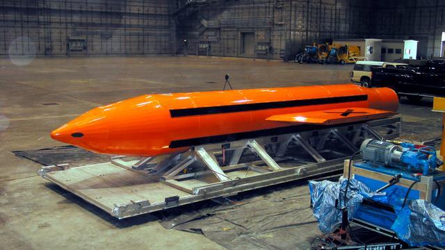 VS voert zware luchtaanval uit op IS-doel in Afghanistan
