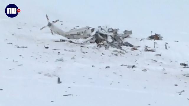 Zes doden na neerstorten reddingshelikopter in Midden-Italië