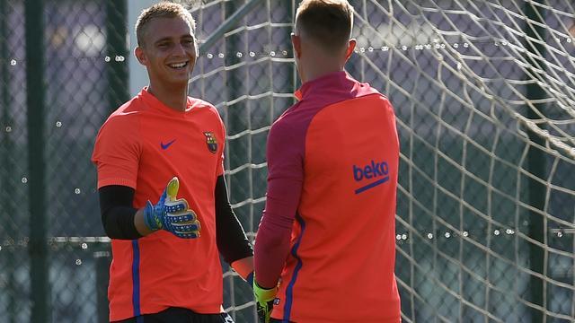Debuut bij FC Barcelona lonkt voor Cillessen