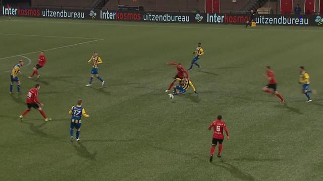 Samenvatting: Helmond Sport - FC Oss (3-1)