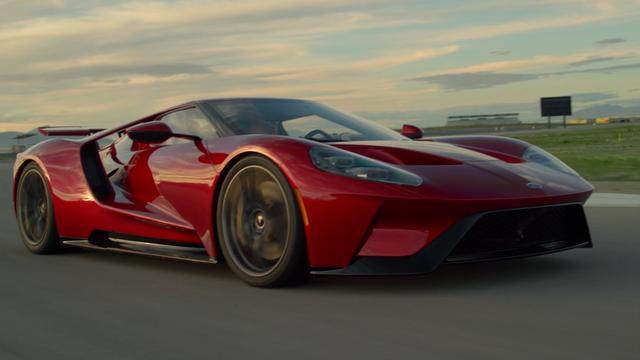 Primeur: Eerste Rijtest met een spectaculaire supercar, de Ford GT
