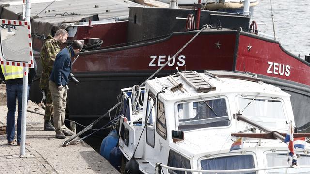 Zeventien jaar cel voor dodelijke bomaanslag woonboot Wormer