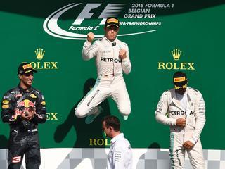 Verstappen pakt zijn vierde podiumplaats van het seizoen