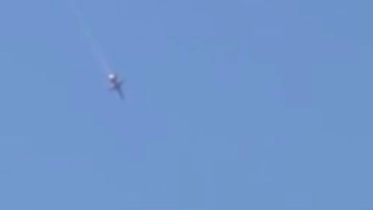 Turkije schiet gevechtsvliegtuig neer