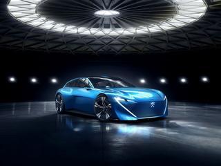 Peugeot heeft voor de beurs van Genève een spectaculaire showcar onthuld.