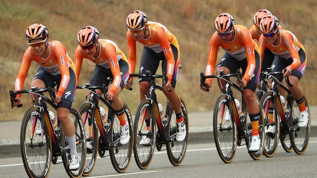 Boels-Dolmans wint ploegentijdrit in Holland Ladies Tour