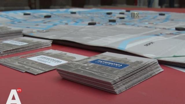 Nieuw Amsterdams bordspel Patrimonia gepresenteerd