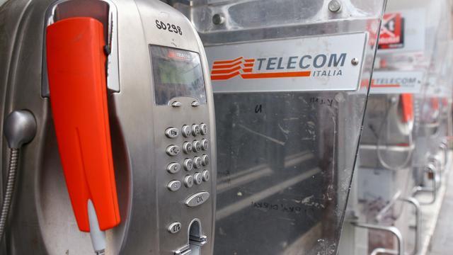 'Mogelijk 15.000 banen Telecom Italia weg'
