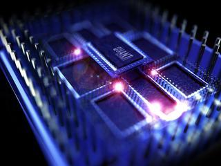 Geïnteresseerden kunnen op afstand programma's schrijven en uitvoeren op het systeem