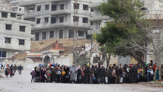 Verenigde Naties sturen mobiele kliniek naar Madaya