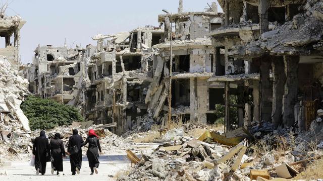 Rusland en Verenigde Staten oneens over nieuwe wapenstilstand Syrië