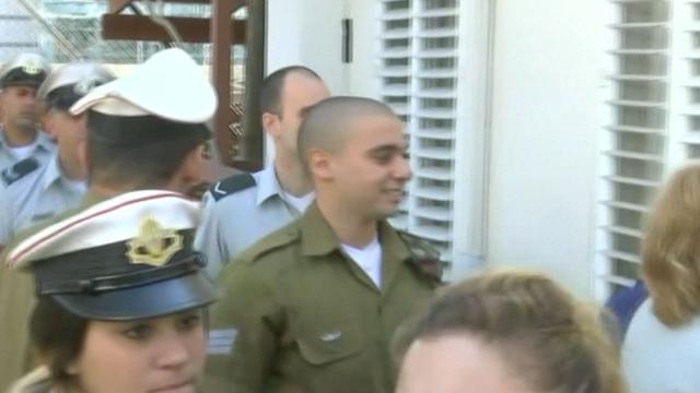 Rechtbank Israël legt celstraf op aan militair die Palestijn doodde